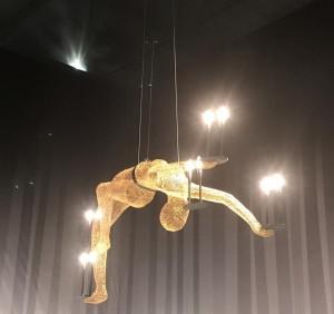 Magnifique de Kenneth Cobompue ! SALON DU MEUBLE DE MILAN 2015
