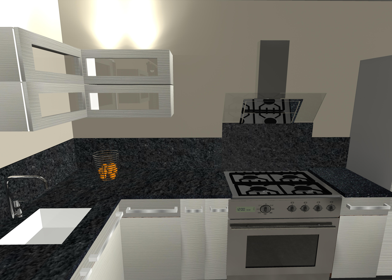 aménagement d'une cuisine contemporaine