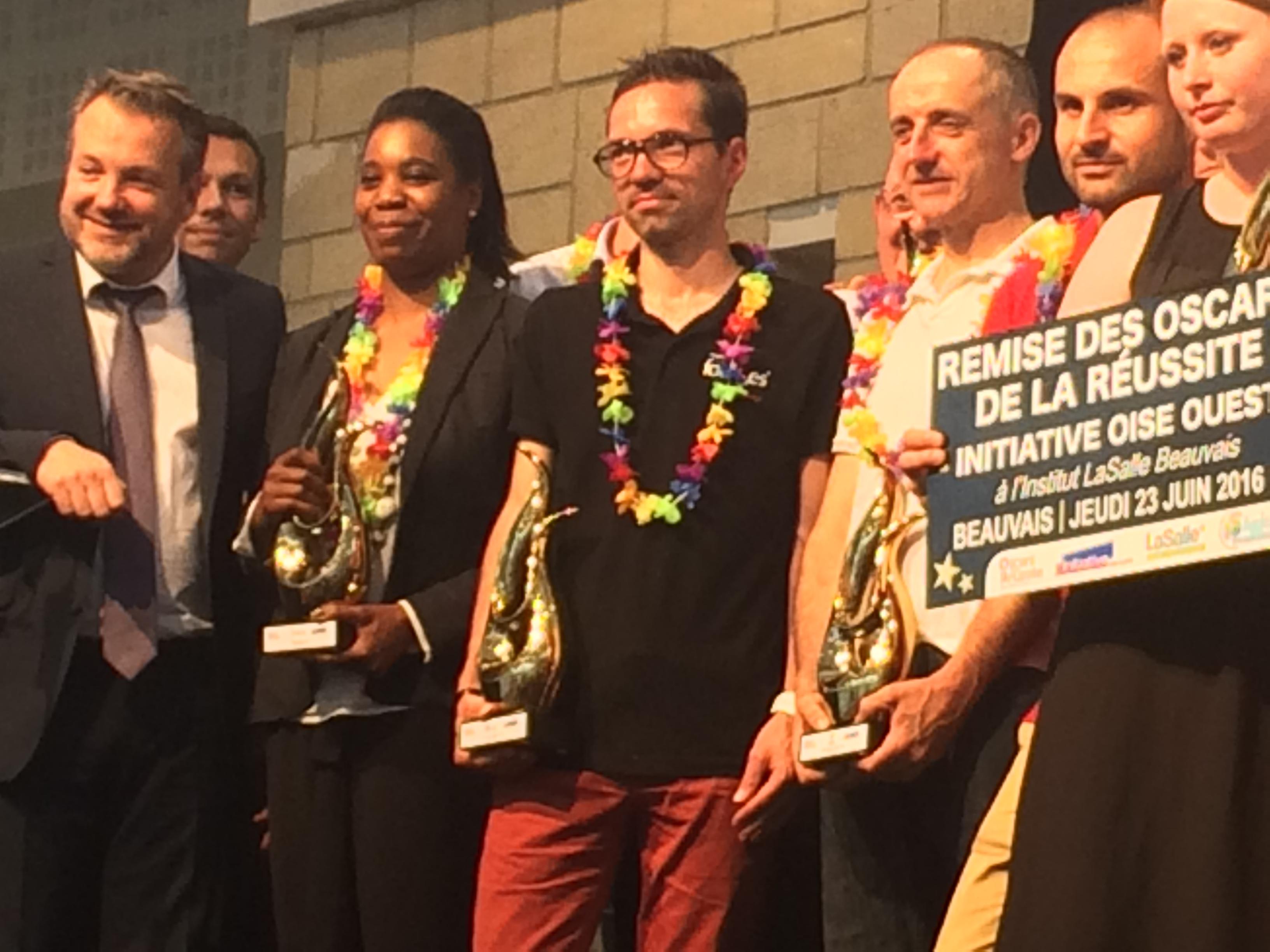 Oscars de la Réussite 2016 www.lajoiedecors.fr